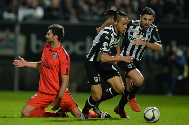 Assistir Angers x PSG AO VIVO Grátis em HD 14/04/2017