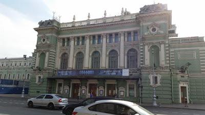Teatro Mariinsky San Petersburgo