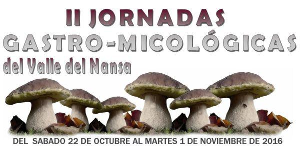 II Jornadas Gastro-Micol�gicas del Valle de Nansa