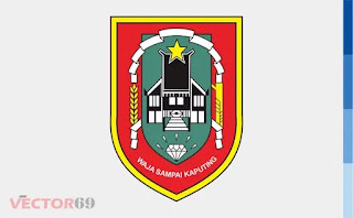 Logo Provinsi Kalimantan Selatan (Kalsel) - Download Vector File EPS (Encapsulated PostScript)