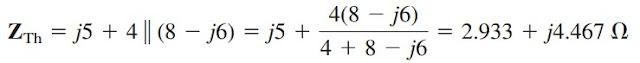 Maximum Average Power Transfer Formula