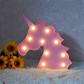 DIY Unicorn Light.