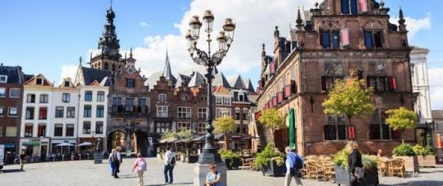 Nijmegen, Hollanda