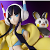 Pokemon Trainers Elesa Figure