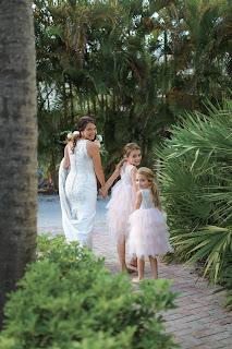 flower girls on captiva island