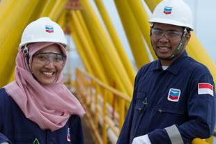 Lowongan PT. Chevron Pacific Indonesia Juli 2019