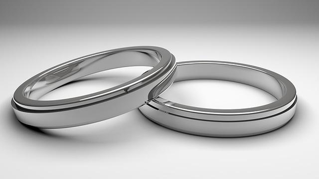 model-cincin-kawin-perak