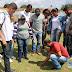 Gov.Mangabeira: Estádio Municipal recebe turma de Agropecuária do IF Baiano para aula de campo