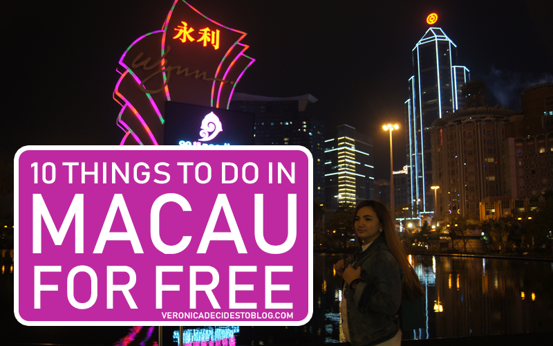 10 Things to Do in Macau for Free