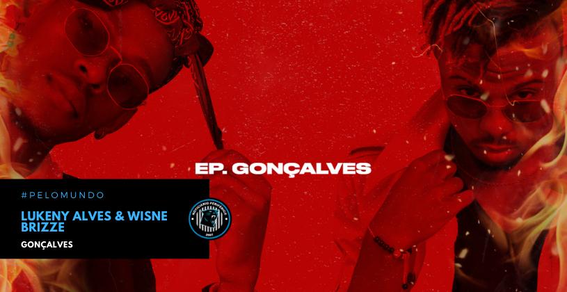 "A dupla angolana Lukeny Alves & Wisne Brizze lança o EP ""Gonçalves"""
