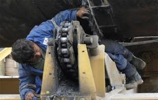 5 Kecelakaan Umum di Tempat Kerja