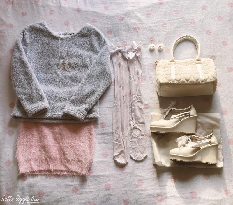 pastel princess outfit