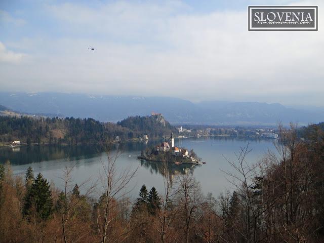 Berbasikal Sekitar Bled, Slovenia