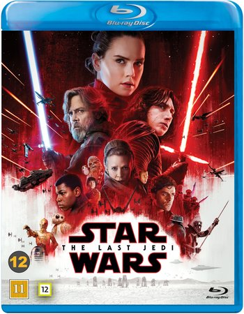 Star Wars The Last Jedi (2017) Dual Audio Hindi 480p BluRay 500MB