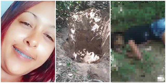 """Violência: """"Viúva Negra"""" é encontrada morta no Mocambinho"""