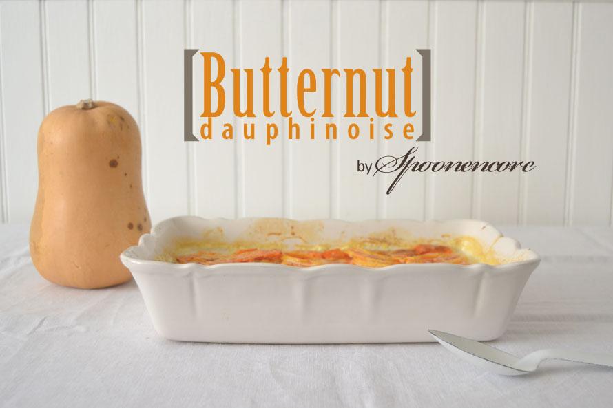 recette gratin dauphinois butternut
