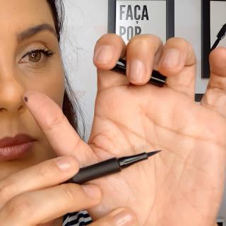 resenha caneta delineadora avon dicas da tia detalhe ponta