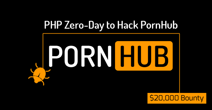 PornHub Pays Hackers $20,000 to Find Zero-day Flaws in its Website