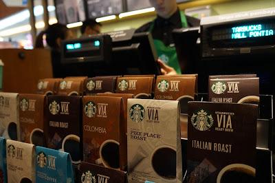 Mau beli kopi apa di Starbuck Pontianak?