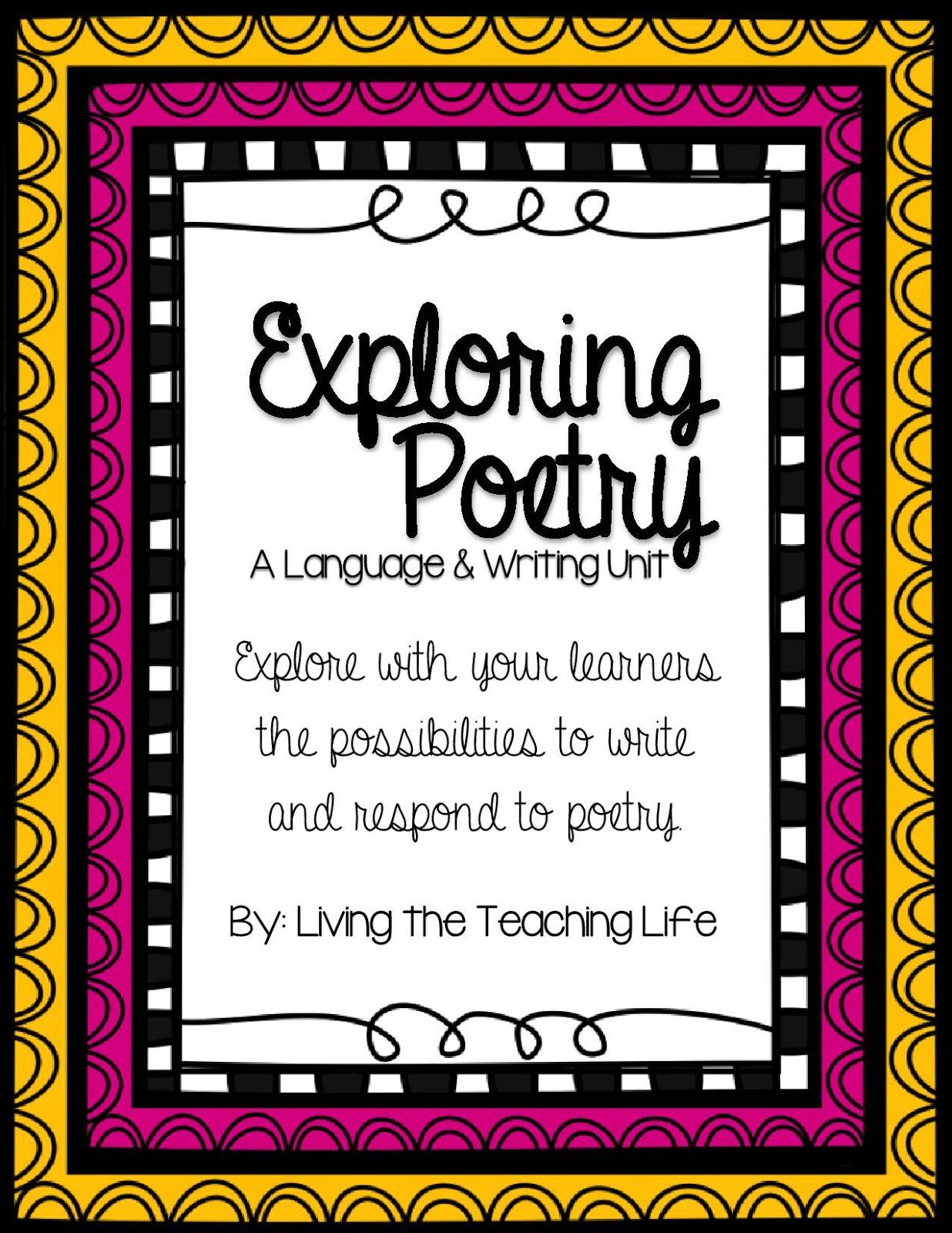 Living The Teaching Life Exploring Figurative Language