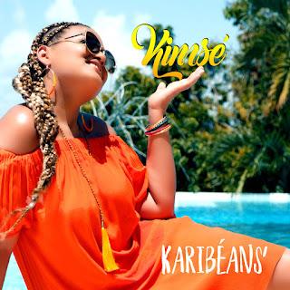 Kimsé Pochette Album contenant le titre Toucher mes rêves