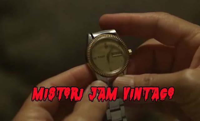 Telefilem Misteri Jam Vintage (Astro Citra 2021)