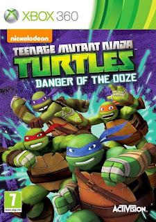 Teenage Mutant Ninja Turtles: Danger of the Ooze (X-BOX 360) 2014