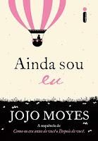 Capa do livro Ainda sou eu – Jojo Moyes