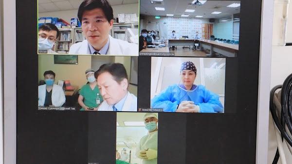 員榮與蒙古醫院視訊醫療交流 疫不容辭愛不間斷