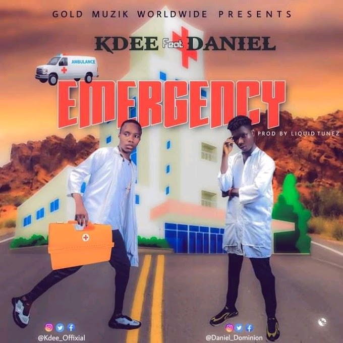 [MUSIC] Kdee – Emergency Ft Daniel