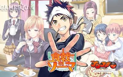 Vua Bếp Soma Phần 5  Shokugeki No Souma 5
