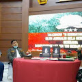 "Talk Show ""8 Kekuatan Cakra"" Jurnalis Bela Negara Bersama Danpussenif Letjend TNI Besar Harto Karyawan"