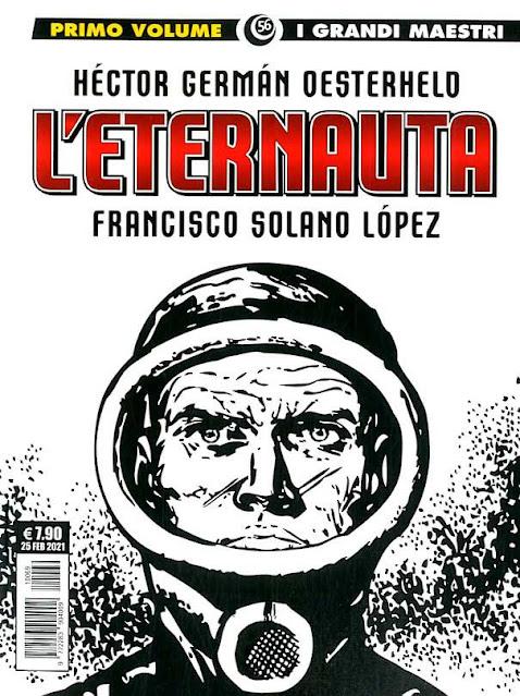 l'eternauta volume 1 cosmo