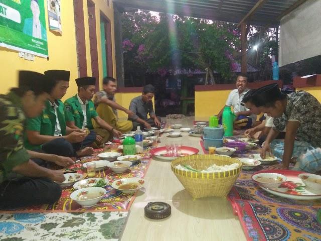 Di Penghujung Ramadhan, Akhirnya PAC. GP. Ansor Praya Barat Terbentuk