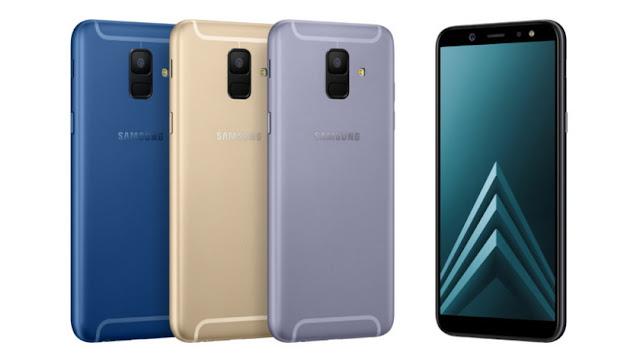 Samsung Galaxy A6 et A6 Plus apporte la stratégie Galaxy S9 à des prix moins chers