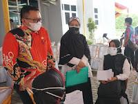 Hari Ketiga, Tes Seleksi CASN Kabupaten Lamsel Khusus Formasi PPPK Non Guru