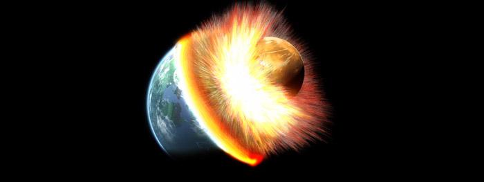 restos da formação da Lua parecem estar em bolhas escondidas no subsolo terrestre