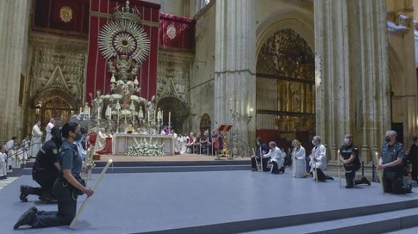 Corpus Sevilla 2021: con procesión claustral y octava, pero sin el baile de los seises