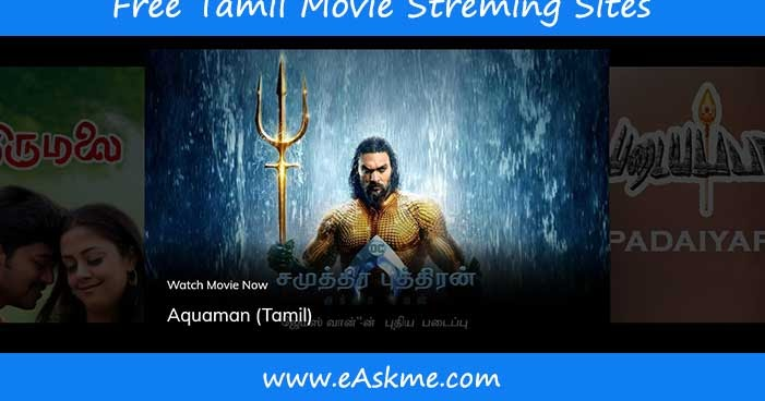 12 Best Sites to Watch Tamil Movies Online in HD for freeeAskme  How to : Ask Me Anything