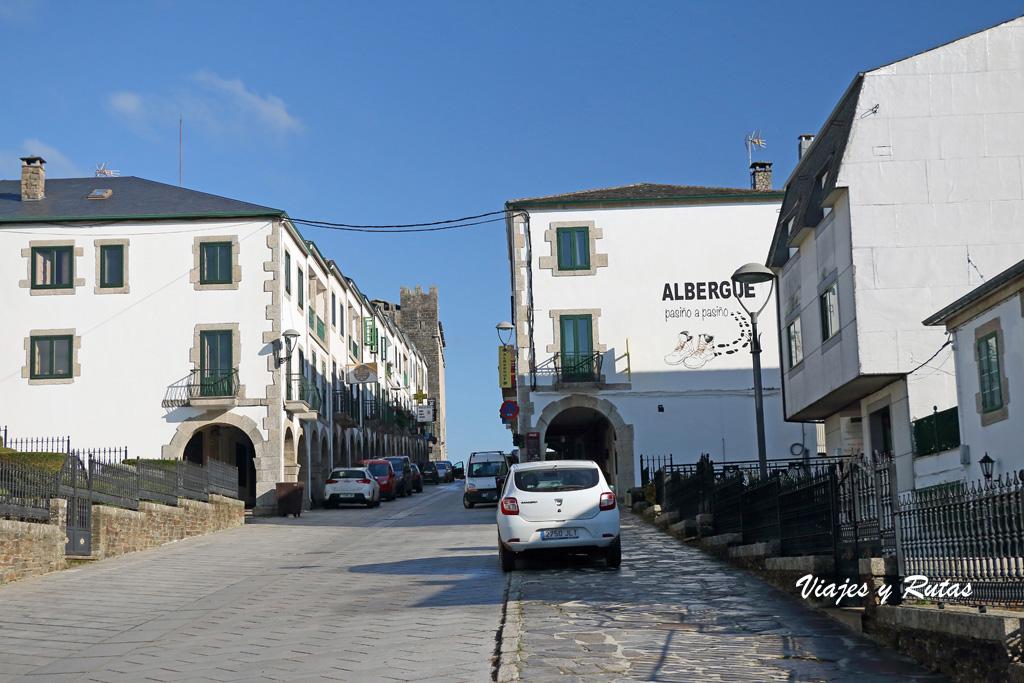 Calles de Portomarín