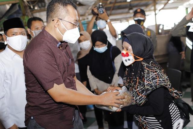 Bang Zul bawa kabar gembira untuk pedagang di Ampenan