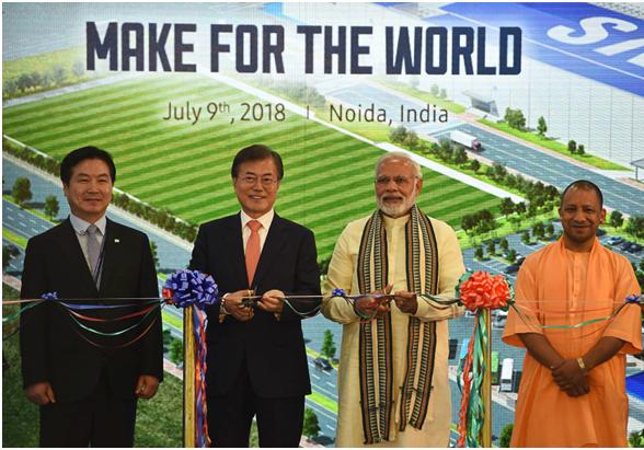 إفتتاح أكبر مصنع للهواتف الذكية في العالم !
