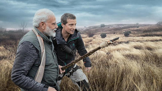 India's Narendra Modi Takes a Walk on the Wild Side Officialtrickytips.com