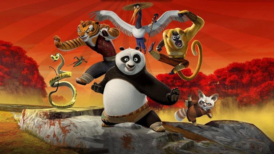 Kung Fu Panda BluRay 2008 Filme 1080p 720p Bluray HD completo Torrent
