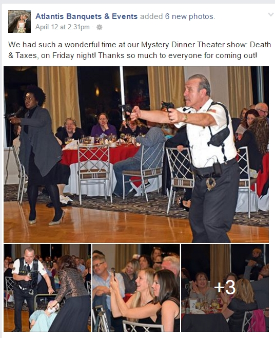 Dinner Theater Shows On Long Island