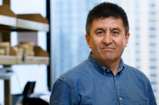 Shoukhrat Mitalipov is the first U.S.-based scientist known to have edited the DNA of human embryos.
