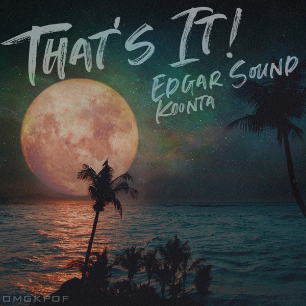 Edgar sound & Koonta – That's It! – Single