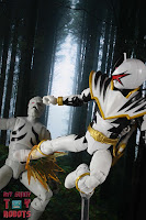 Power Rangers Lightning Collection Dino Thunder White Ranger 69