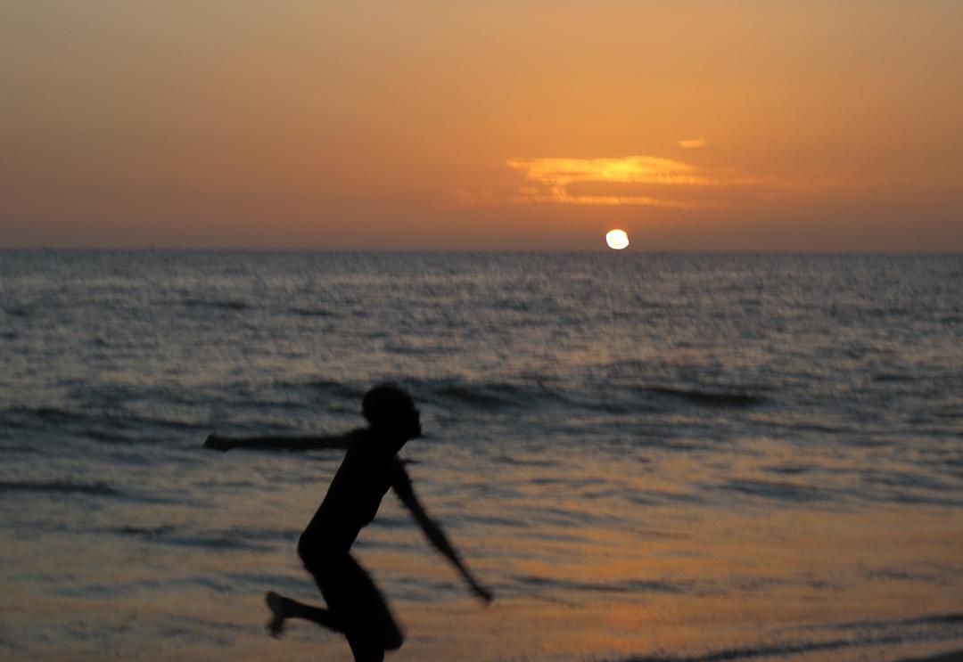 The best beach in Senegal