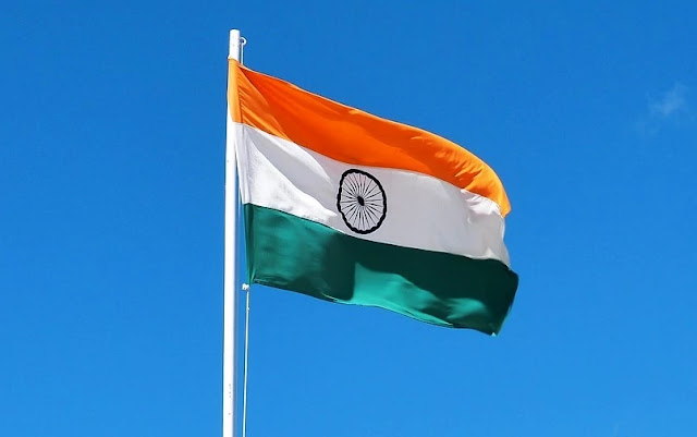 My, Your and Our National Flag of India Brief Essay